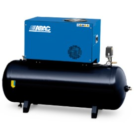 Compressor gedempt ABAC 3kw 400V 11bar 270ltr