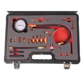 Compressie tester set olie benzine 20 dlg.