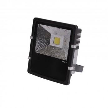 LED lamp schijnwerper 50W 230V Kabel 5m.