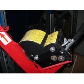 Gipsplatenlift Panelenlift met dichte handlier