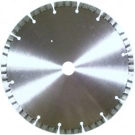Diamntschijf DIAPROF BLANK TURBO PREMIUM 350/25 Beton met staal