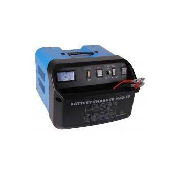 Acculader 12/24 Volt 50 Ampere