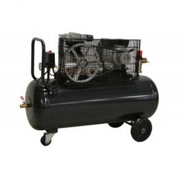 Compressor 2,2KW 230V 8bar 100ltr tank