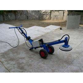 Tegeltransportkar TL 220 volt. Tegelkraan Vacuumheffer