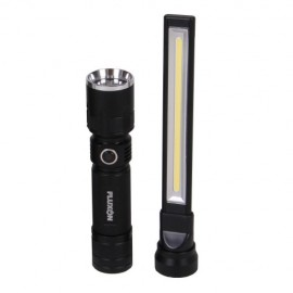 LED 2 in 1 werklamp en zaklamp 3x AAA