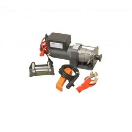 Lier 24 volt 900 Kg. Autolier Kabellier Bumperlier