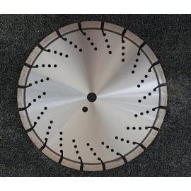 Diamantschijf DIAPROF BLANK TURBO 300/20 PREMIUM Beton
