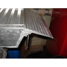 Oprijbalken set Alu 250 cm 2800 kilo