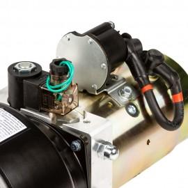 Hydraulische pomp 12V 1,5 kW 5 Liter