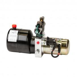 Hydraulische pomp 12V 1,5kW 3 Liter