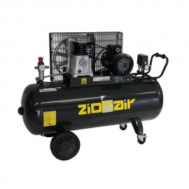 Compressor 3KW 400V 15Bar 200ltr 486 L/m