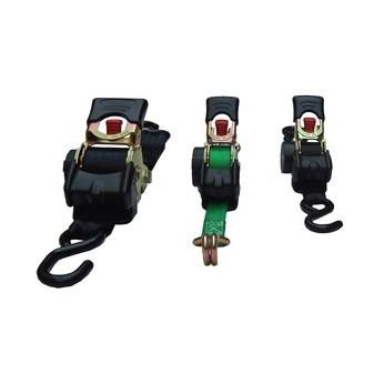 Spanband Sjorband 3m. 25mm. Automatisch Oprolmechanisme