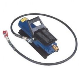 Pneumatische hydrauliek pomp