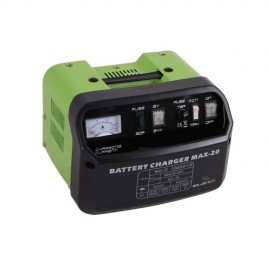 Acculader 12/24 Volt 20 Ampere